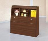 臥室房間組16:689-6 羅爾3.5尺胡桃書架型被櫥頭.jpg