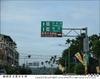 交通告示牌
