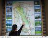 猴探井附近景點地圖