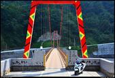 衝。南橫 (台20 西段) - 嘎啦鳳吊橋  2013.10.26: