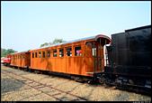阿里山森林鐵路 - 蒸汽機車頭 與 檜木車箱  2014.01.27:◎ 檜木車廂