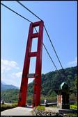 衝。南橫 (台20 西段) - 瓦阿係吊橋  2013.10.26: