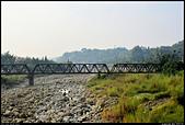 阿里山森林鐵路 - 竹崎車站-牛稠溪鐵橋  2013.12.29:◎◎ 牛稠溪鐵橋