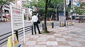 一個人的日本行:來去布街