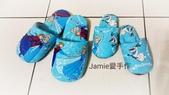 暖暖室內鞋:姊弟鞋,20、14公分