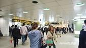 一個人的日本行:走進車站,最怕的就是看到頭頂上一大堆指示牌~暈頭轉向啊!