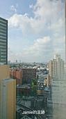 一個人的日本行:早晨窗景