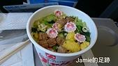一個人的日本行:我的機上餐