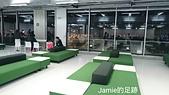 一個人的日本行:簡單的候機室
