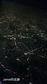 一個人的日本行:日本上空的夜景