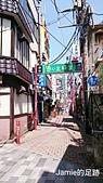 一個人的日本行:從青梅街道彎進來