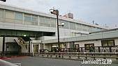 一個人的日本行:日暮里車站後方