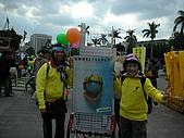 2008.12.6抗暖化:宣導少開車多騎腳踏車