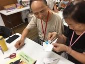 109.07.24聖公會牧愛堂獼猴社區宣導及DIY: