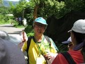 107.07.15內溝溪步道假日導覽:
