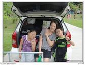 花錢買小孩的笑容之裡冷溪露營:慢慢的累積露營的經驗,雖然都是很簡易的裝備,不知不覺中裝備也越來越多了..