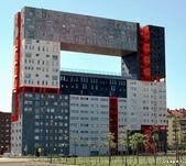 42大奇特建築:14. Edificio Mirador -  Madrid , Spain   西班牙,馬德里.jpg