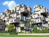 42大奇特建築:17.  Habitat-67 (Apartment Complex) - Montreal , Canada   民居- 67(公寓大樓) -    加拿大,蒙特利爾.jpg