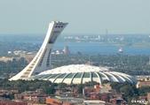 42大奇特建築:19. Olympic Stadium - Montreal , Canada      奧林匹克體育場 -     加拿大,蒙特利爾.jpg
