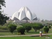 42大奇特建築:20. Lotus Church - India   蓮花教堂 - 印度.jpg
