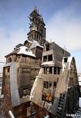 42大奇特建築:21. Wood Skyscraper - Archangelsk , Russia    木摩天大樓 -     俄羅斯.jpg