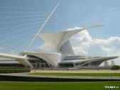 42大奇特建築:3. Milwaukee Art Museum - Milwaukee , Wisconsin , USA  密爾沃基藝術博物館 -  美國,威斯康星州.jpg