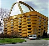 42大奇特建築:5. Longaberger Basket Building - Newark , New Jersey , USA   隆加伯格籃子大廈 - 美國,新澤西,紐瓦克州.jpg