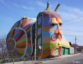 42大奇特建築:13. Snail House -  Sofia , Bulgaria   蝸牛屋 -  保加利亞,索非亞.jpg