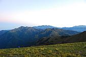 嘉明湖 Day3)避難小屋->三叉山->嘉明湖->向陽登山口:DSC_8085.JPG