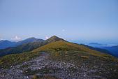 嘉明湖 Day3)避難小屋->三叉山->嘉明湖->向陽登山口:DSC_8066.JPG