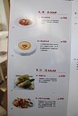 Cafe at Alessi Store 菜單:01 湯品沙拉.JPG