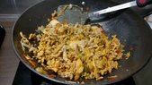 鄉下廚房:酸白菜炒雞腸
