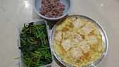 鄉下廚房:豆腐煎蛋