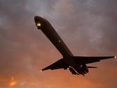 旅遊:中正機場航道