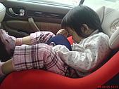 2009-04-05 一上車就睡著:DSC04154.JPG