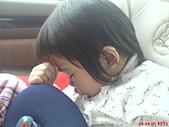2009-04-05 一上車就睡著:DSC04155.JPG