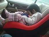 2009-04-05 一上車就睡著:DSC04156.JPG
