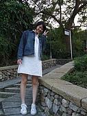 98.12.7我在日月潭青井澤:日月潭步道1