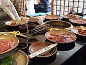 97.3.23大和無煙燒肉:整桌子的肉