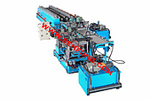 滾輪機械廠-冷軋滾輪成型機:層板滾輪成型機設備