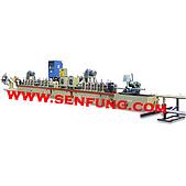 滾輪機械廠-冷軋滾輪成型機:不銹鋼管滾輪成型機