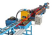 滾輪機械廠-冷軋滾輪成型機:C/Z型鋼滾輪成型機