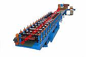 滾輪機械廠-冷軋滾輪成型機:雙層浪板滾輪成型機