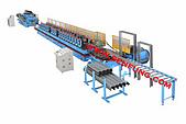 滾輪機械廠-冷軋滾輪成型機:門框滾輪成型機