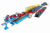 滾輪機械廠-冷軋滾輪成型機:高速公路護欄滾輪成型機