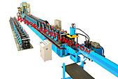 滾輪機械廠-冷軋滾輪成型機:倉儲架滾輪成型機