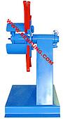 滾輪機械廠-冷軋滾輪成型機:單頭放料架