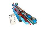 滾輪機械廠-冷軋滾輪成型機:隔間樑滾輪成型機
