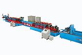 滾輪機械廠-冷軋滾輪成型機:碳鋼管滾輪成型機