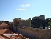 2014.07 克羅埃西亞~杜布尼克,卡佛塔特,其他:2014.07.12~02 杜布尼克古城牆(1~2) (26).JPG